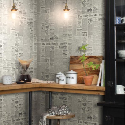 The Daily Wallpaper from Joanna Gaines' Magnolia Home by York