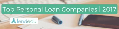 12 Best Personal Loan Lenders for 2017 | LendEDU