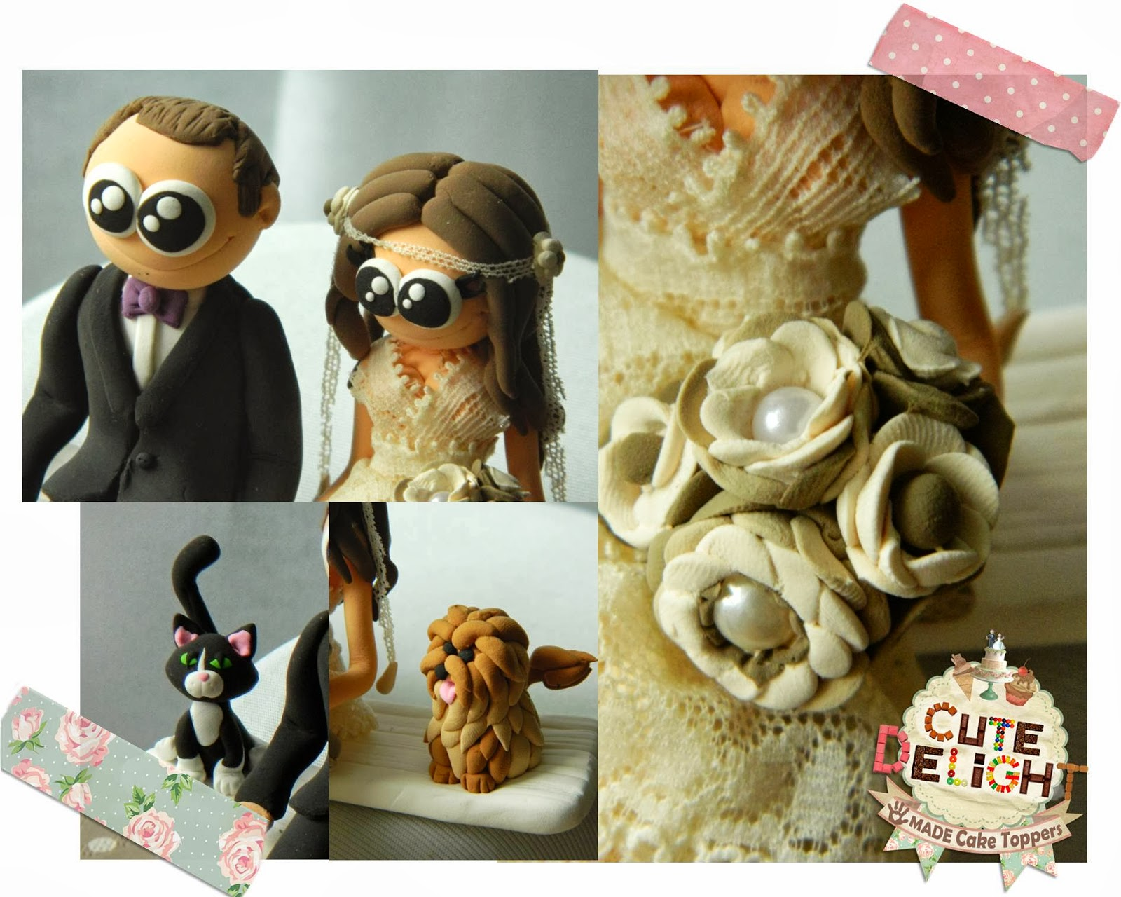 wedding wedding cake toppers funny p