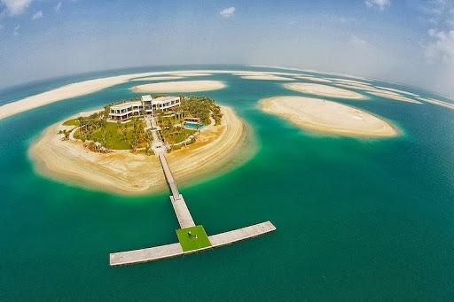 "Dubai's Enormous ""The World"" Artificial Archipelago | Amusing Planet"