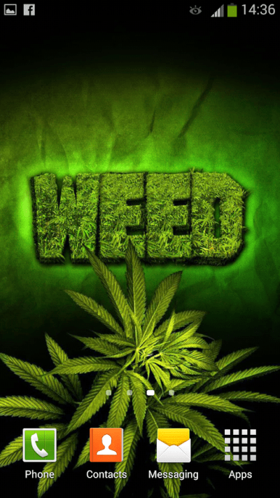 Weed Live Wallpaper - Android Apps on Google Play