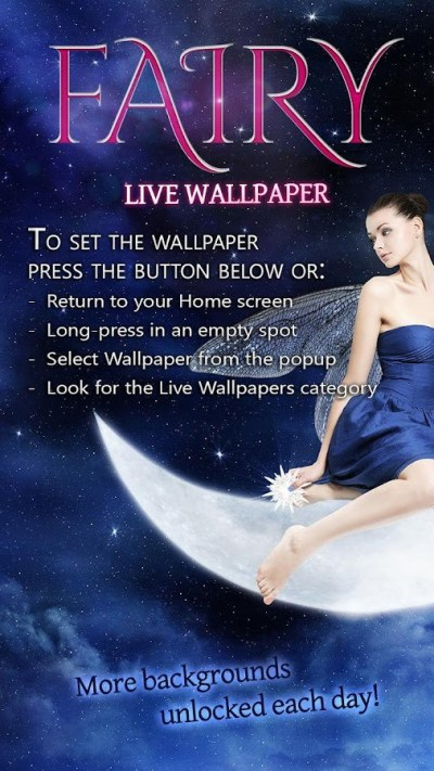 Fairy Live Wallpaper - Android Apps on Google Play