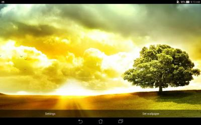 ASUS DayScene - Live wallpaper - Android Apps on Google Play
