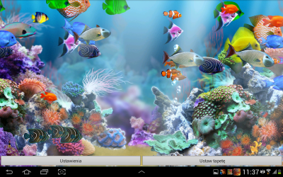 Aquarium Live Wallpaper HD - Aplicaciones de Android en Google Play