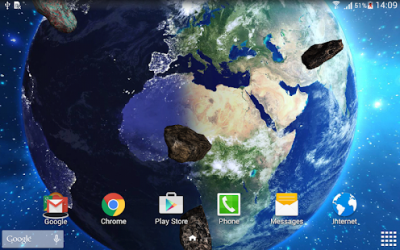 HD Space Live Wallpaper - Apps on Google Play