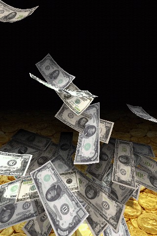 Falling Money 3D Live Wallpaper Pro - Android Apps on Google Play