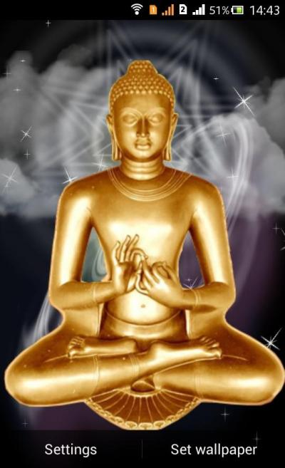 Lord Buddha Live Wallapaper - Android Apps on Google Play