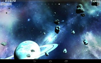 Asteroids 3D live wallpaper - Android Apps on Google Play