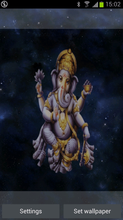 God Ganesh Live Wallpaper - Android Apps on Google Play