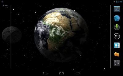 Earth Live Wallpaper - Aplicaciones Android en Google Play