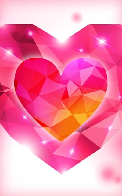 Diamond Hearts Live Wallpaper - Android Apps on Google Play