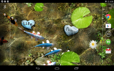 Koi Live Wallpaper - Android Apps on Google Play