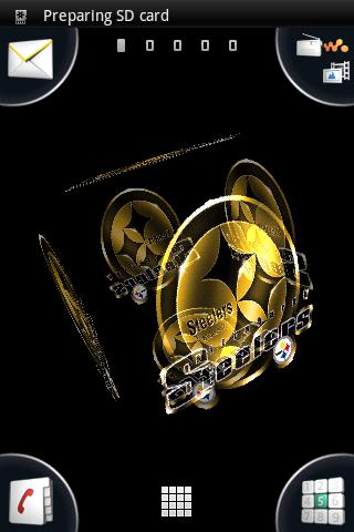 3D Steelers Live Wallpaper (android) | AppCrawlr
