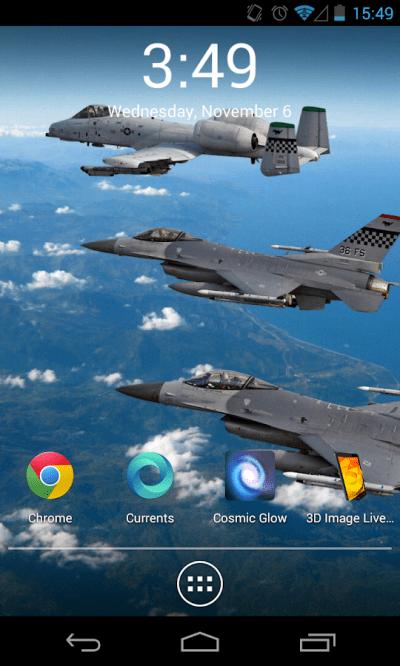3D Image Live Wallpaper - Aplicaciones de Android en Google Play