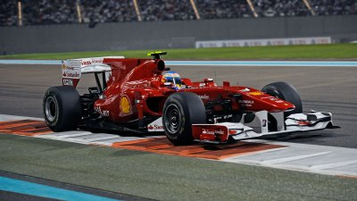 HD Wallpapers 2010 Formula 1 Grand Prix of Abu Dhabi | F1-Fansite.com