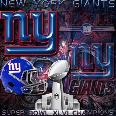 New York Giants Super Bowl XLVI Champions Wallpaper | Free Download Wallpaper | DaWallpaperz