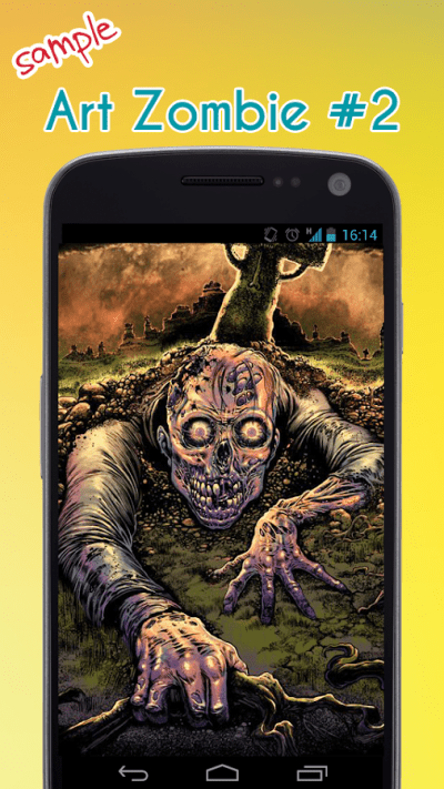 Zombie Wallpaper - Android Apps on Google Play