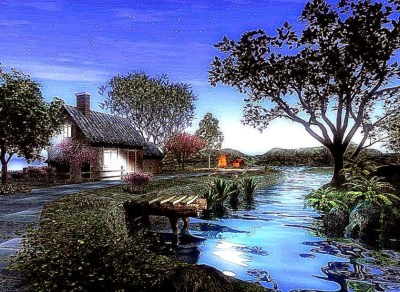 3D Cool House Wallpapers Hd | Wallpaper Background Gallery