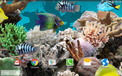 Coral Fish 3D Live Wallpaper - Android Apps on Google Play