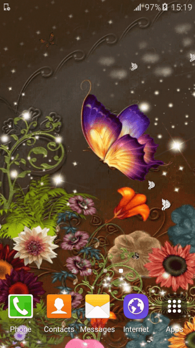 Butterfly Live Wallpaper - Android Apps on Google Play