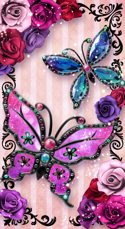 Butterfly Live Wallpaper Trial - Android Apps on Google Play