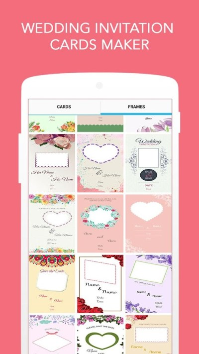 Wedding Invitation Cards Maker - Android Apps on Google Play