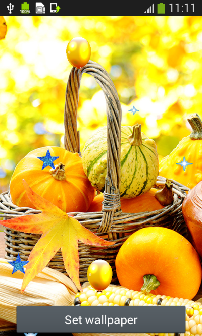 Thanksgiving Live Wallpapers - Android Apps on Google Play