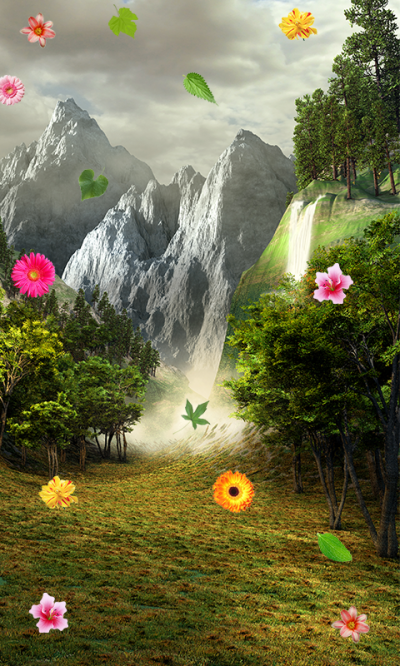 Nature Live Wallpaper - Android Apps on Google Play
