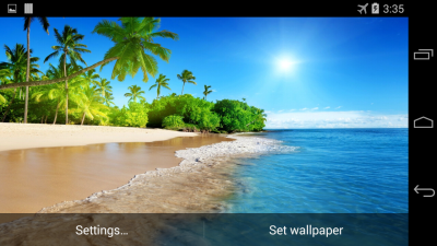 Beach 4K Live Wallpaper - Android Apps on Google Play
