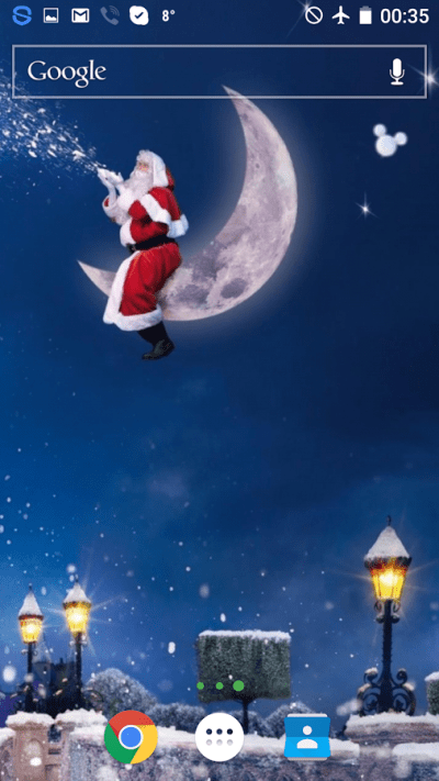 Santa Soon 4K Live Wallpaper - Android Apps on Google Play