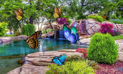 3D Butterfly Live Wallpaper - Apps on Google Play
