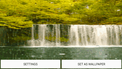 Rain Live Wallpaper With Sound - Android Apps on Google Play