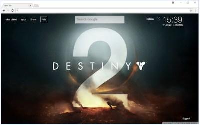 Destiny 2 Wallpapers HD New Tab Themes - Free Addons