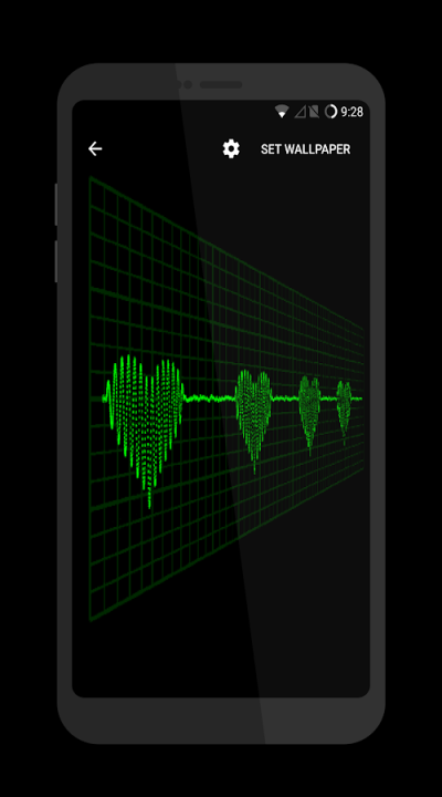 Matrix Live Wallpapers - Android Apps on Google Play
