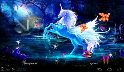 3D Unicorn Live Wallpapers - Android Apps on Google Play
