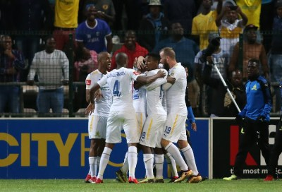 Sundowns beat Cape Town City to stretch their lead