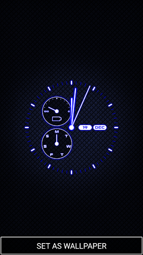 Download Analog Clock Live Wallpaper Google Play softwares - a32tgjjwWEGy | mobile9
