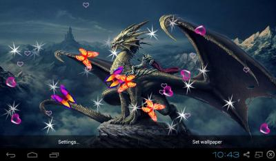 Dragon Live Wallpapers - Android Apps on Google Play