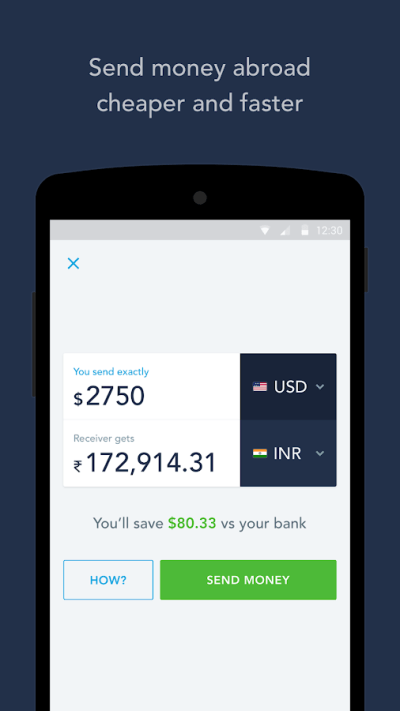TransferWise Money Transfer - Android Apps on Google Play