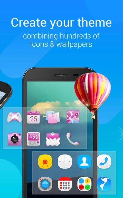 C Launcher: Themes, Wallpapers, DIY, Smart, Clean - Android Apps on Google Play