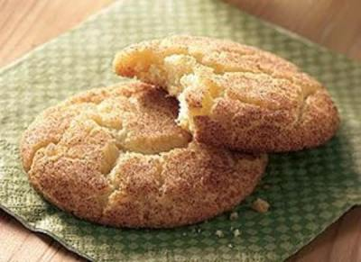 Snickerdoodle Cookies With Betty Crocker Cake Mixbc Recipe | Just A Pinch