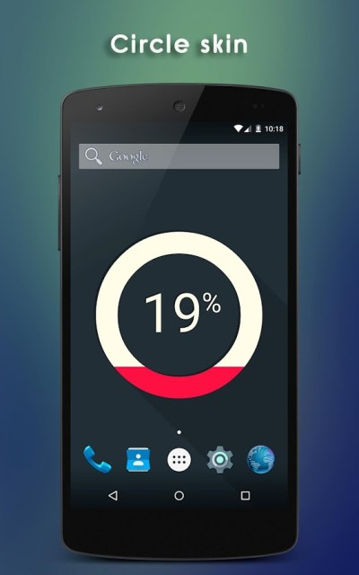 Flat Battery Live Wallpaper - Android Apps on Google Play