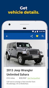 CarMax – Cars for Sale: Search Used Car Inventory - Android Apps on Google Play