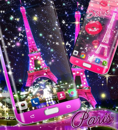 Paris live wallpaper - Android Apps on Google Play