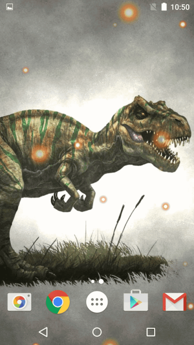 Dinosaur Live Wallpaper - Android Apps on Google Play