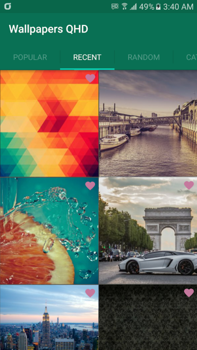 Best Wallpapers QHD - Android Apps on Google Play