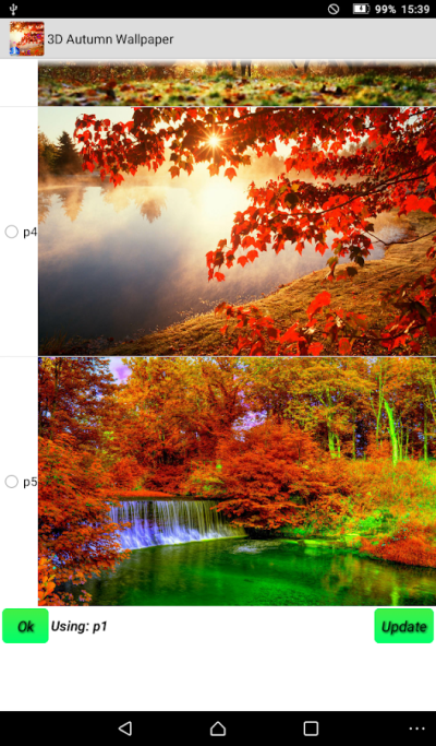 3D Autumn Live Wallpapers - Android Apps on Google Play