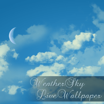 DL Apk Cuz: Free Download Weather Sky Live Wallpaper apk Free