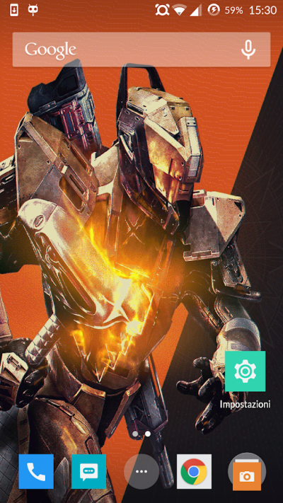 Destiny Titan Live Wallpaper - Android Apps on Google Play