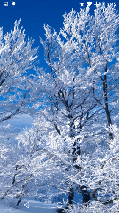 Magic Winter Live Wallpaper - Android Apps on Google Play